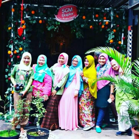 "SGM Buah & Sayur, Luncurkan Program ""PAUD Healthy Eating Habit"""