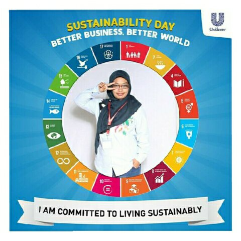 Sustainability Day With Unilever Indonesia