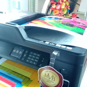Printer Multi-Fungsi Brother Indonesia