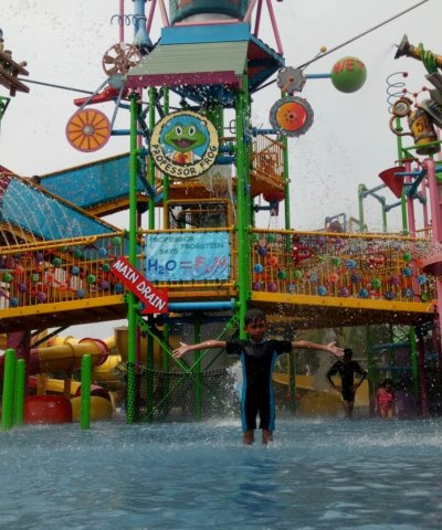 Go!Wet Waterpark Grand Wisata Bekasi, The New Lifestyle Gateway