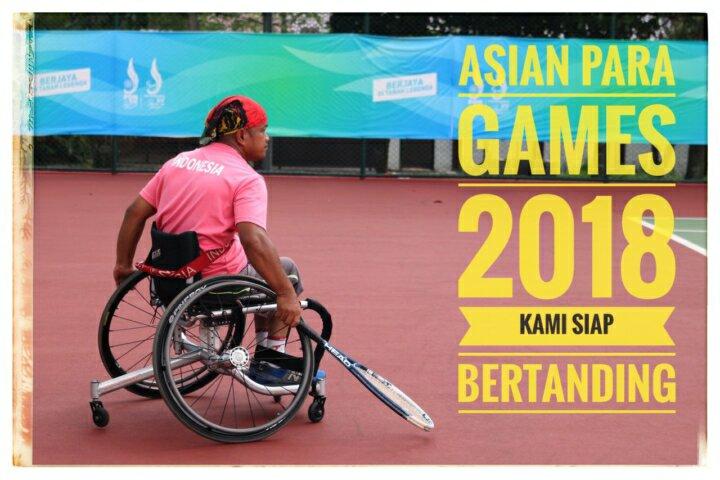 Asian Para Games 2018, Bagai mana Cara merubah keadaan menjadi sempurna