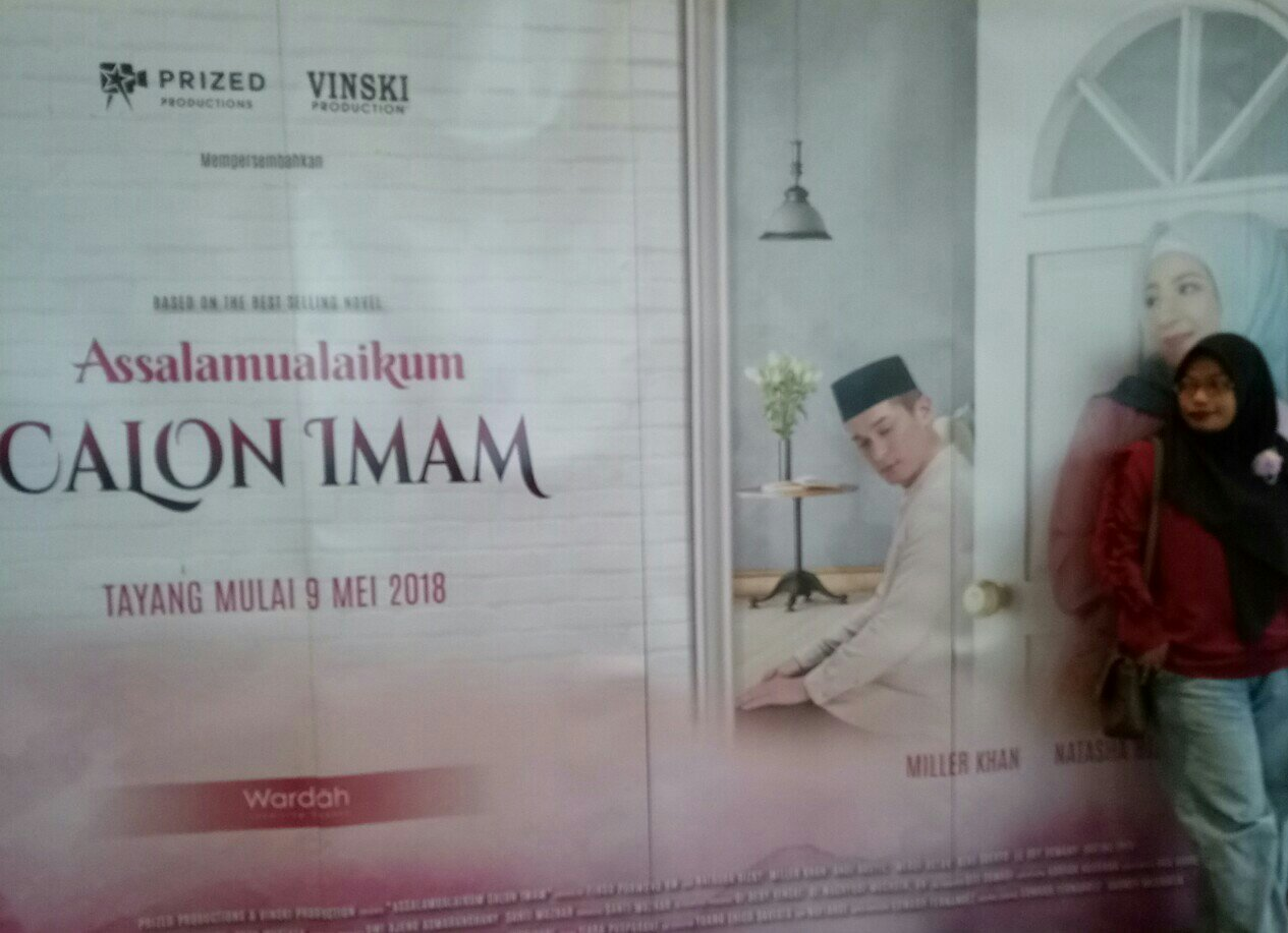 Assalamualaikum Calon Imam Faisya