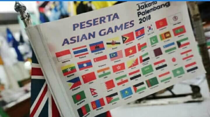 Asian Games 2018, Indonesia Menjadi Tuan Rumah Ke Dua Kalinya