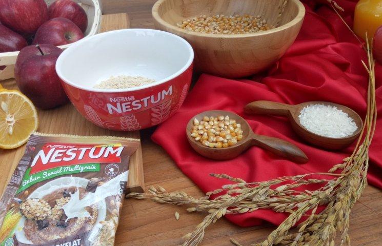 Nestum, Sarapan Sehat Untuk Hari mu.