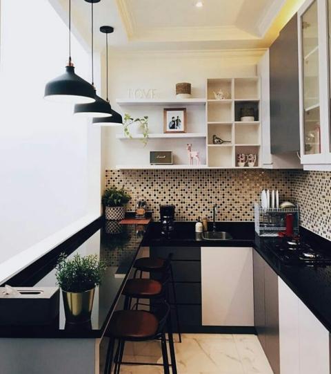 Dapur Unik Impianku Minimalis Doc Ig Rizkianggaraa