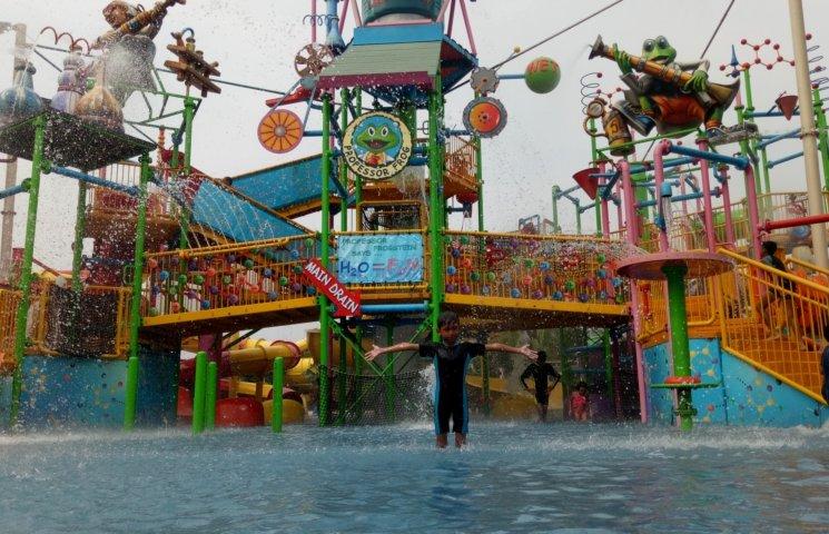 Go!Wet Waterpark Grand Wisata Bekasi, The New Lifestyle Gateway