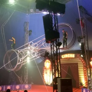 Great British Circus – Green Wich Park BSD City.
