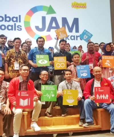 Global Goals Jam Mari Pecahkan 17 Permasalahan Global