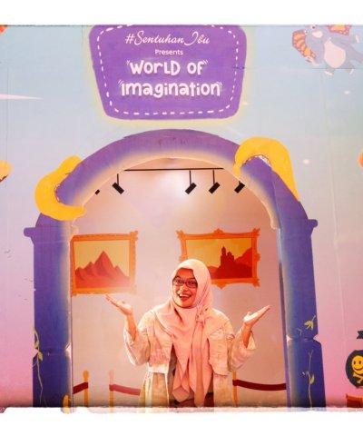 Menyiapkan Liburan Akhir Tahun, World Of Imagination #SentuhanIbu