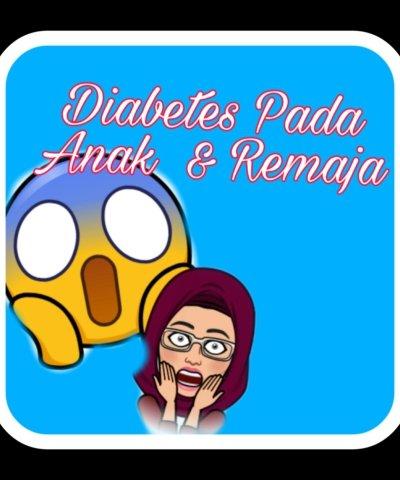 Penyebab Diabetes pada Anak dan Remaja